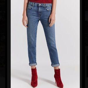 Current / Elliot Boyfriend style Skinny Jeans
